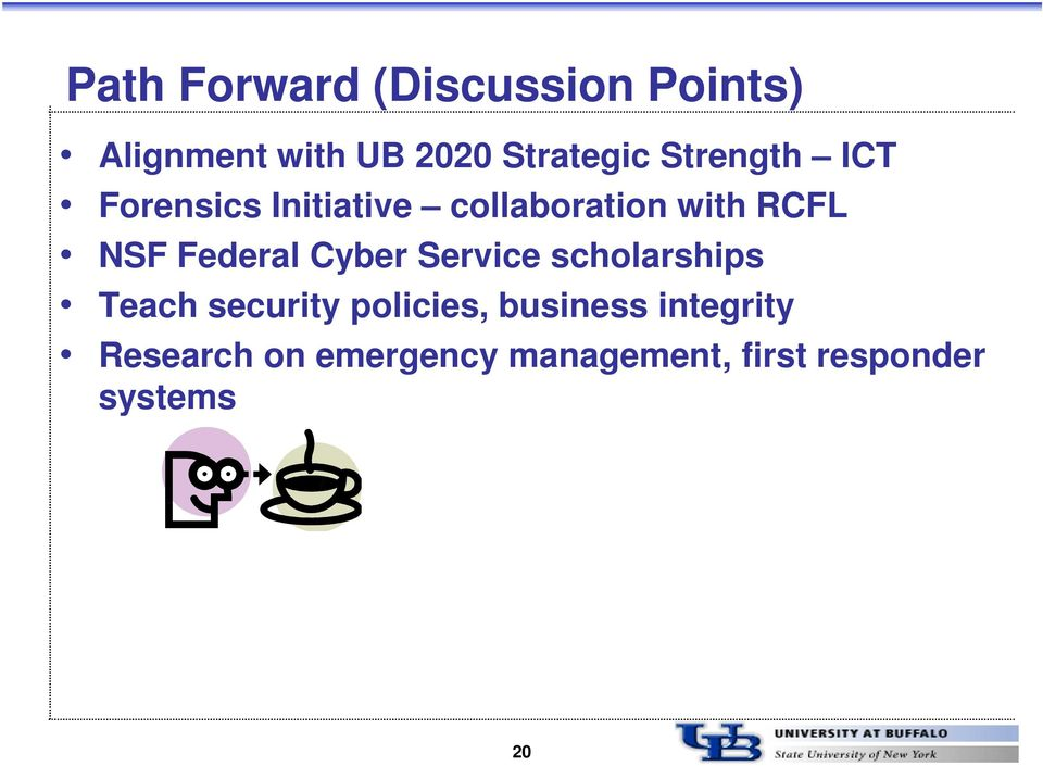 Federal Cyber Service scholarships Teach security policies,