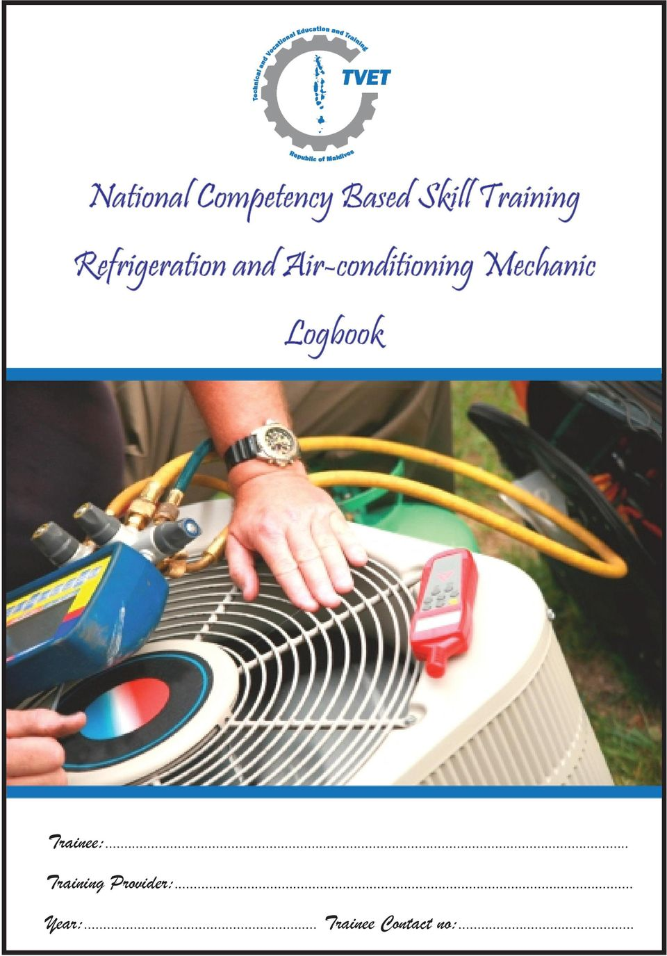 Air-conditioning Mechanic Logbook