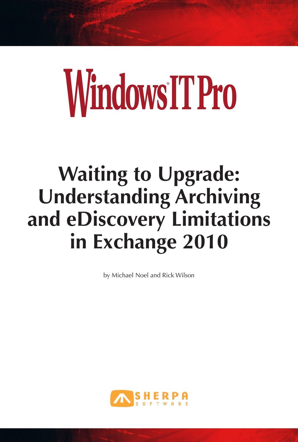 ediscovery Limitations in