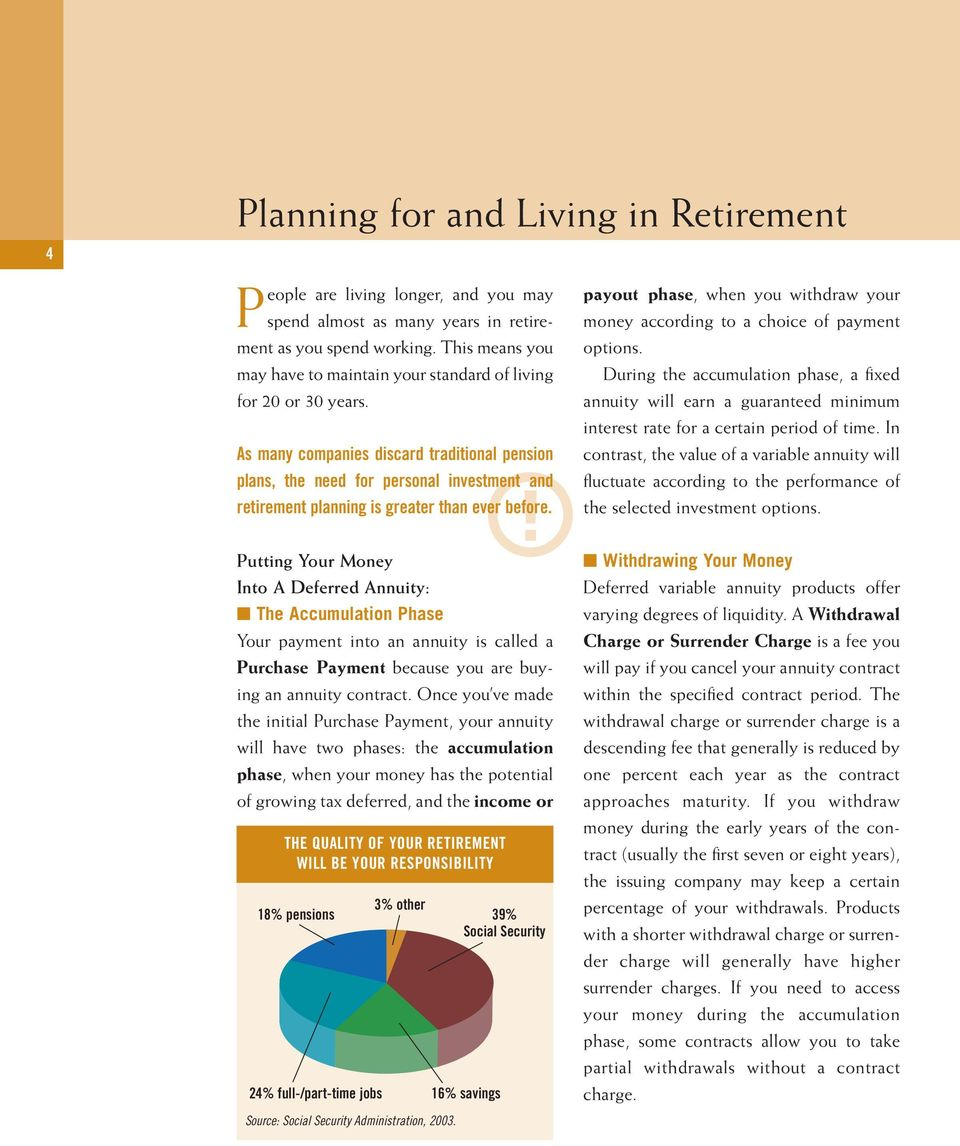 As many companies discard traditional pension plans, the need for personal investment and retirement planning is greater than ever before.
