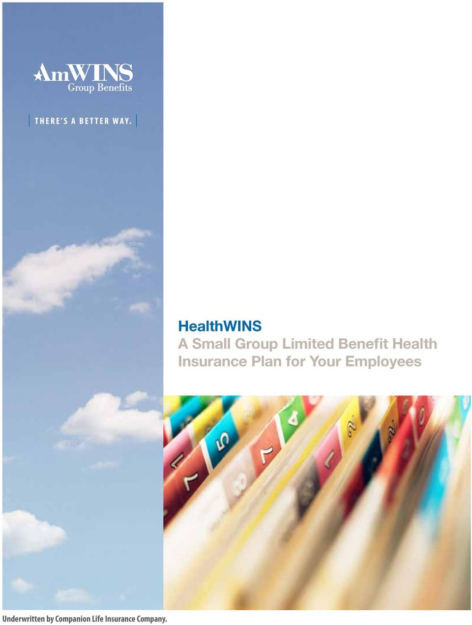 HealthWINS A Small Group Limited