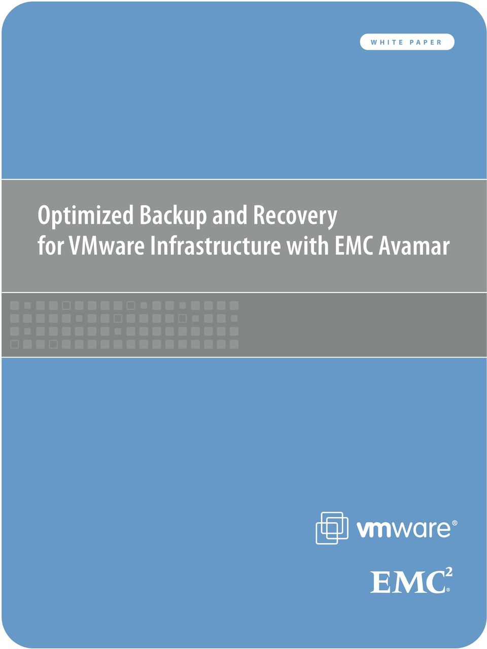 Recovery for VMware