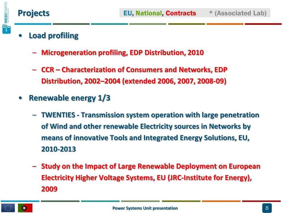 penetration of Wind and other renewable Electricity sources in Networks by means of innovative Tools and Integrated Energy Solutions, EU, 2010-2013