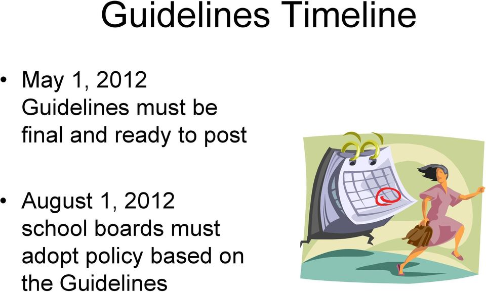 to post August 1, 2012 school boards