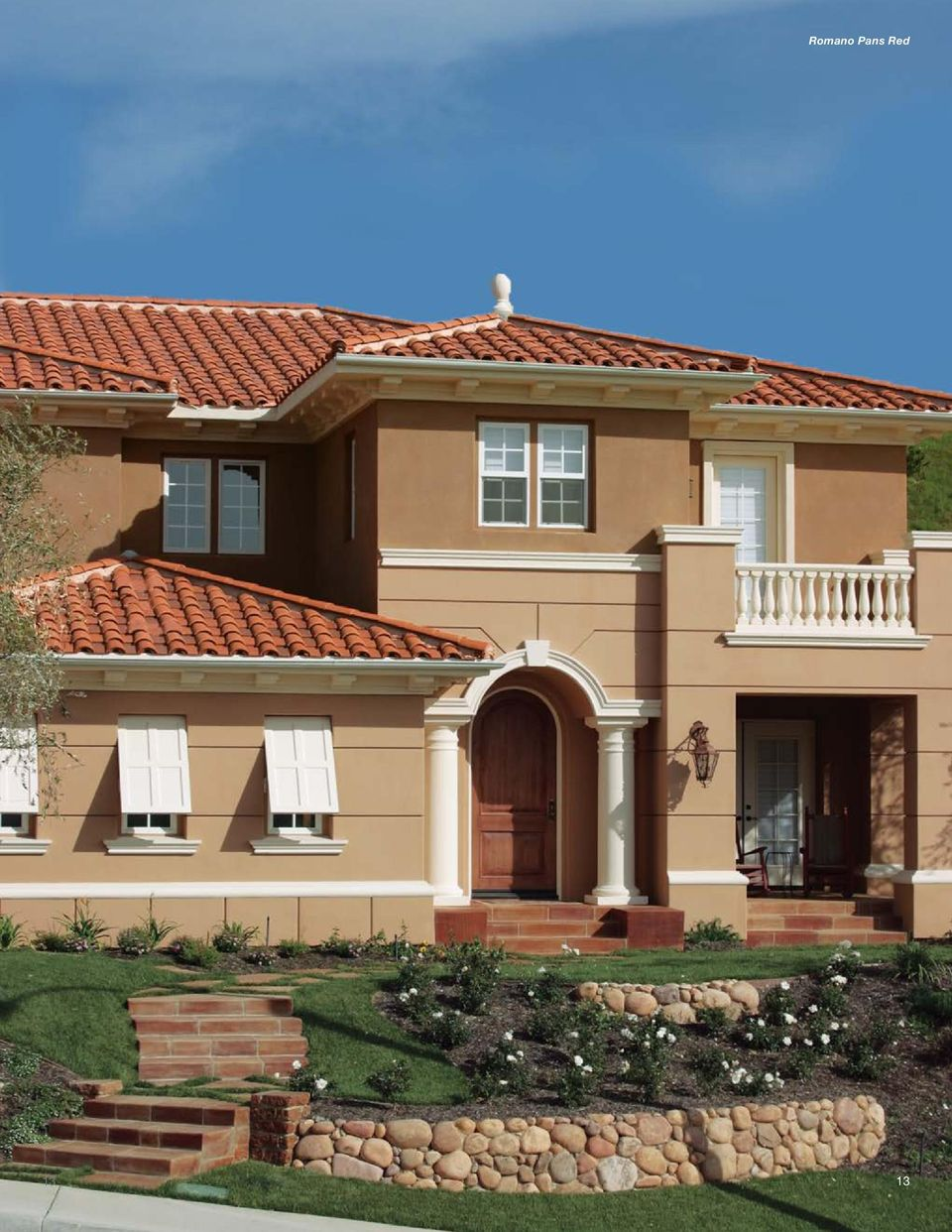 Boral Roofing Build Something Great Clay Roof Tiles