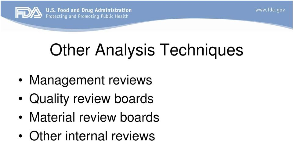 review boards Material