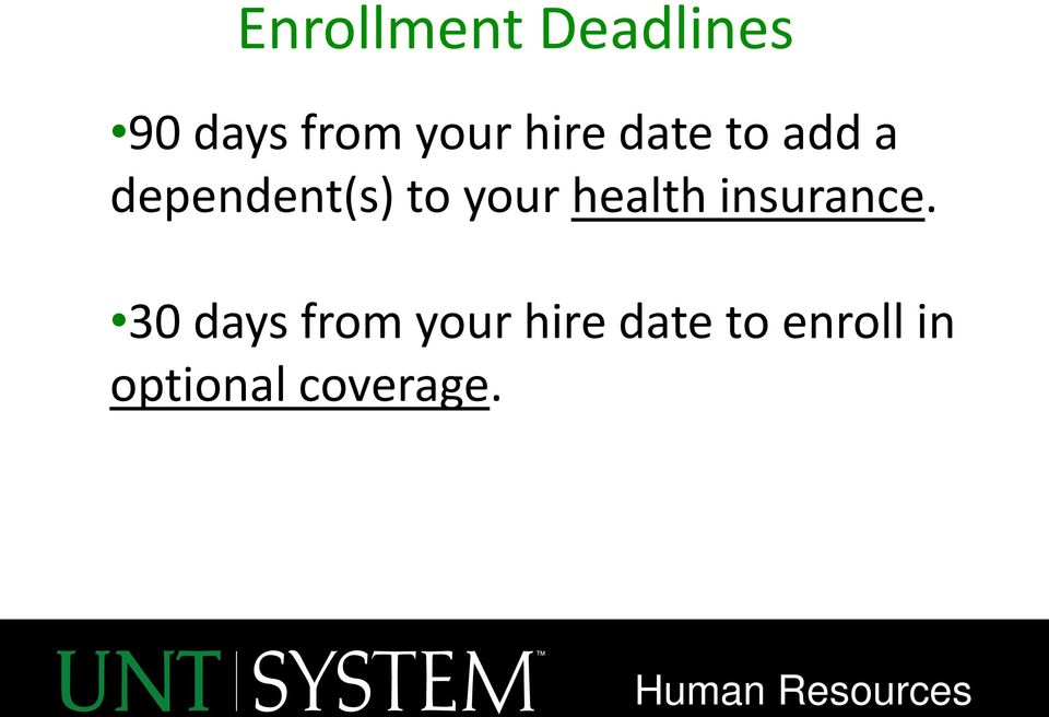 your health insurance.