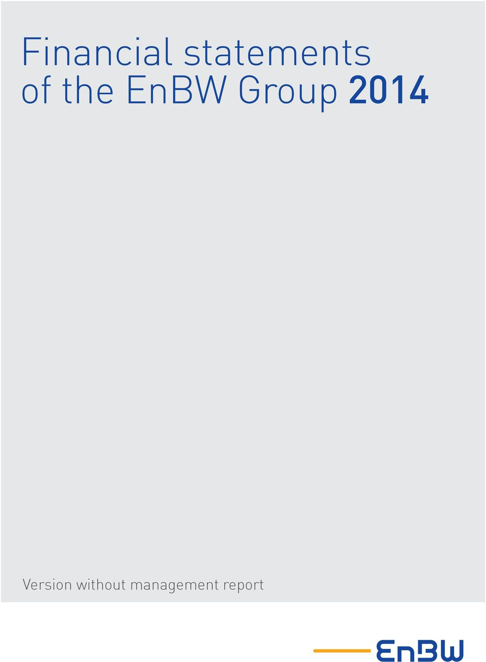 EnBW Group 204