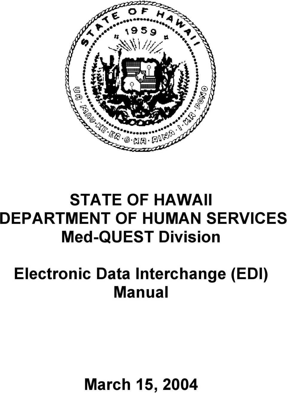 Division Electronic Data