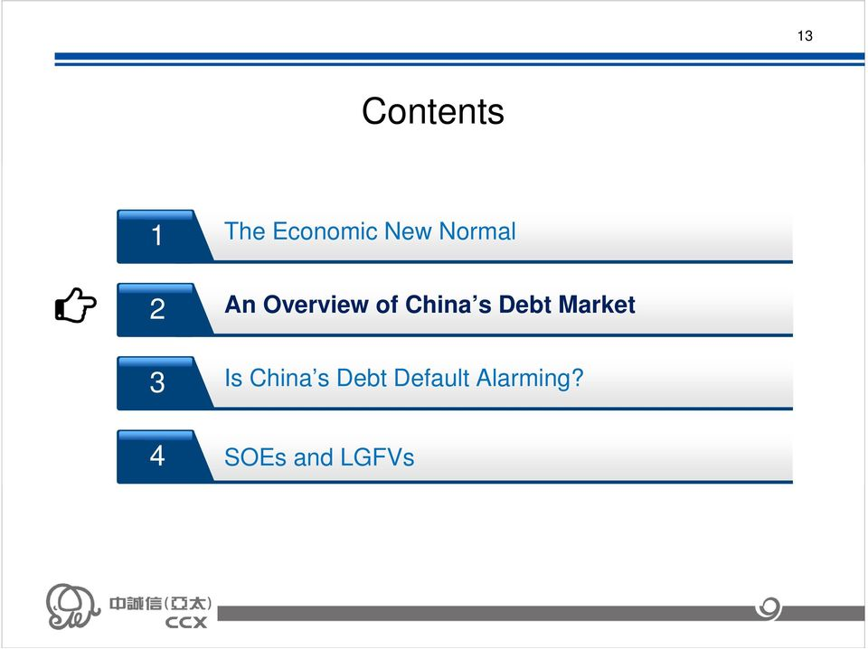 of China s Debt Market Is China