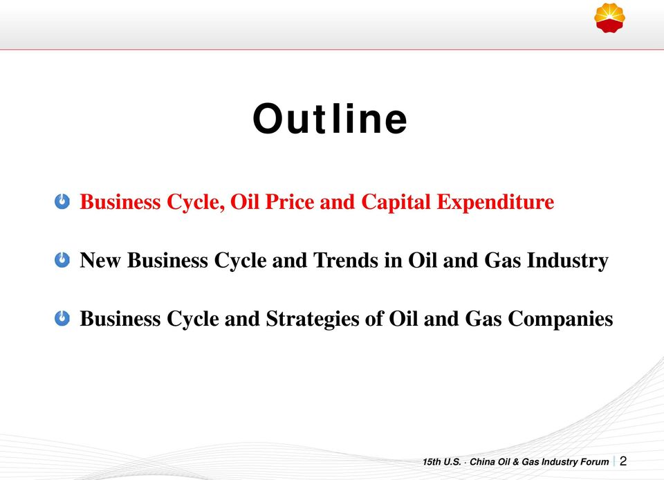 and Trends in Oil and Gas Industry