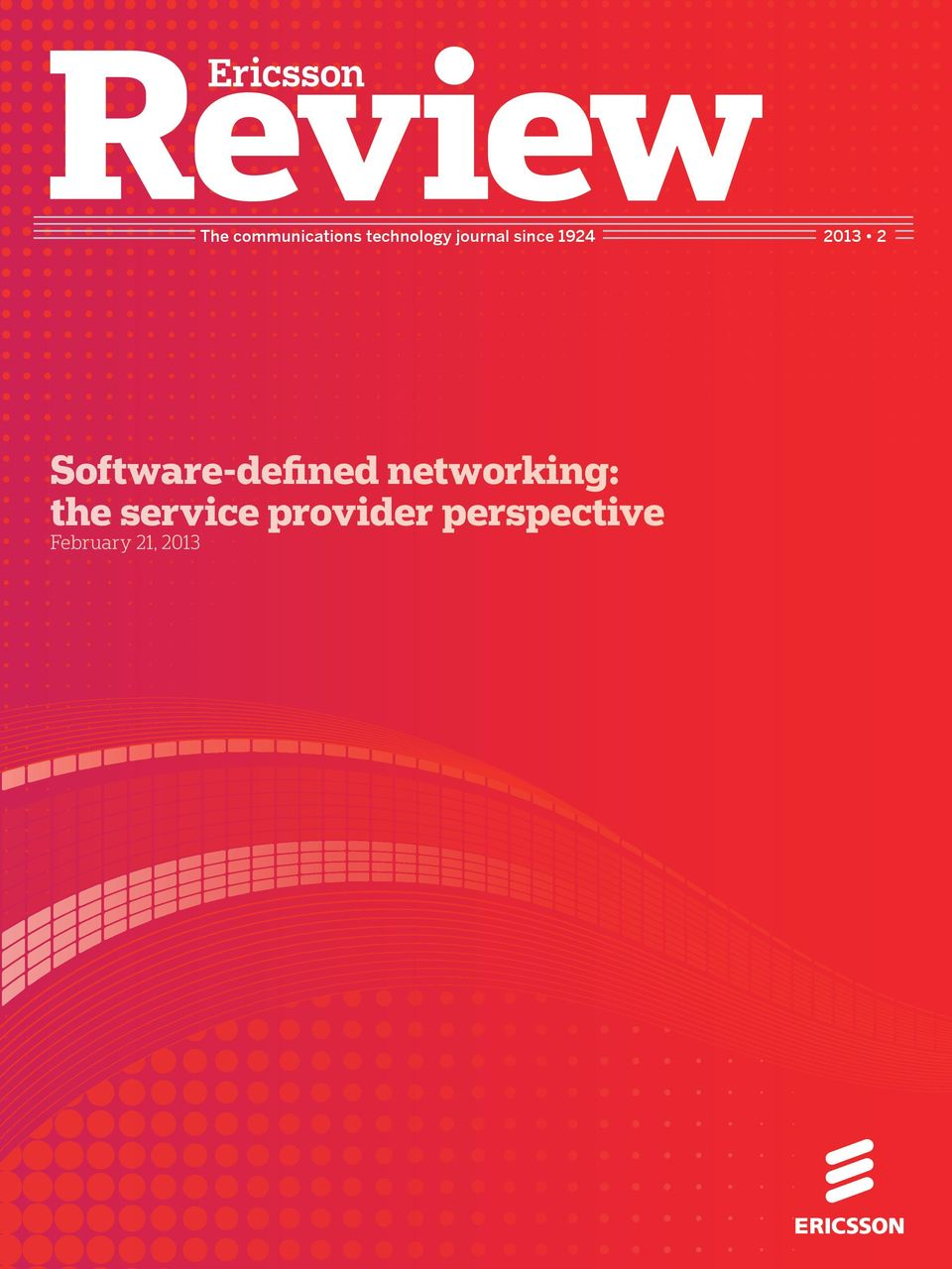 Software-defined networking: the