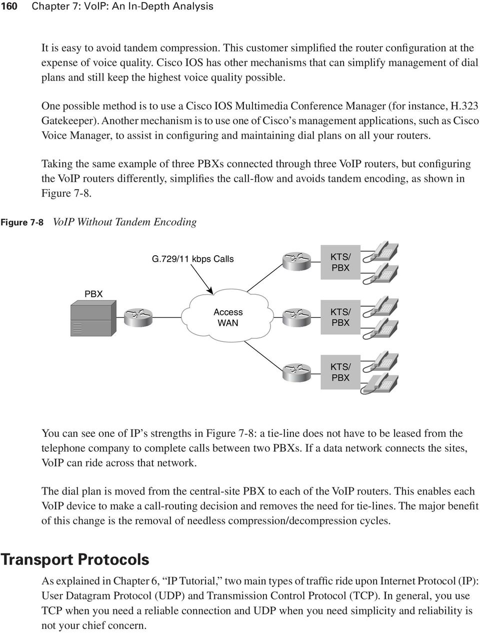 One possible method is to use a Cisco IOS Multimedia Conference Manager (for instance, H.323 Gatekeeper).