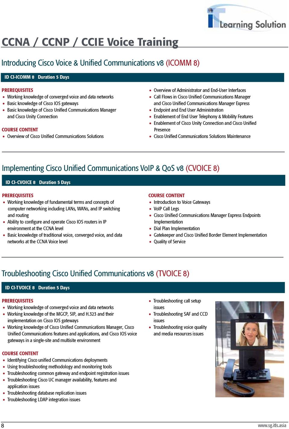 Interfaces Call Flows in Cisco Unified Communications Manager and Cisco Unified Communications Manager Express Endpoint and End User Administration Enablement of End User Telephony & Mobility
