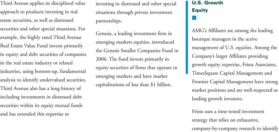 fundamental analysis to identify undervalued securities.