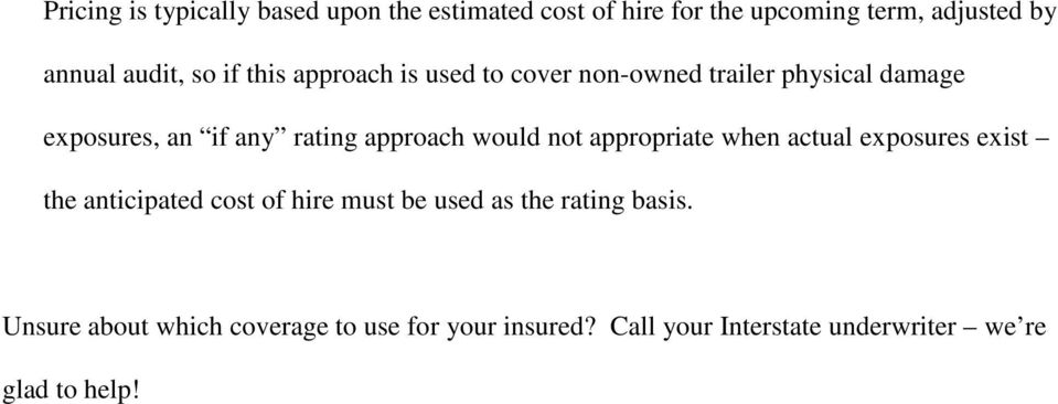 Blog By Tommy Ruke The King Pin Leading Expert In Truck Insurance Pdf