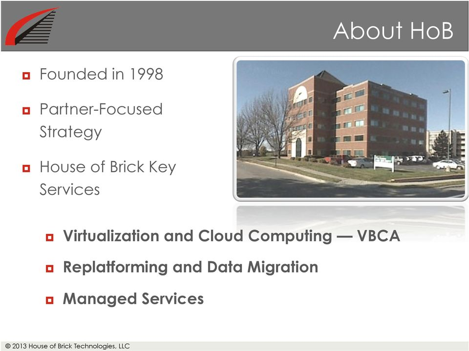 Virtualization and Cloud Computing VBCA