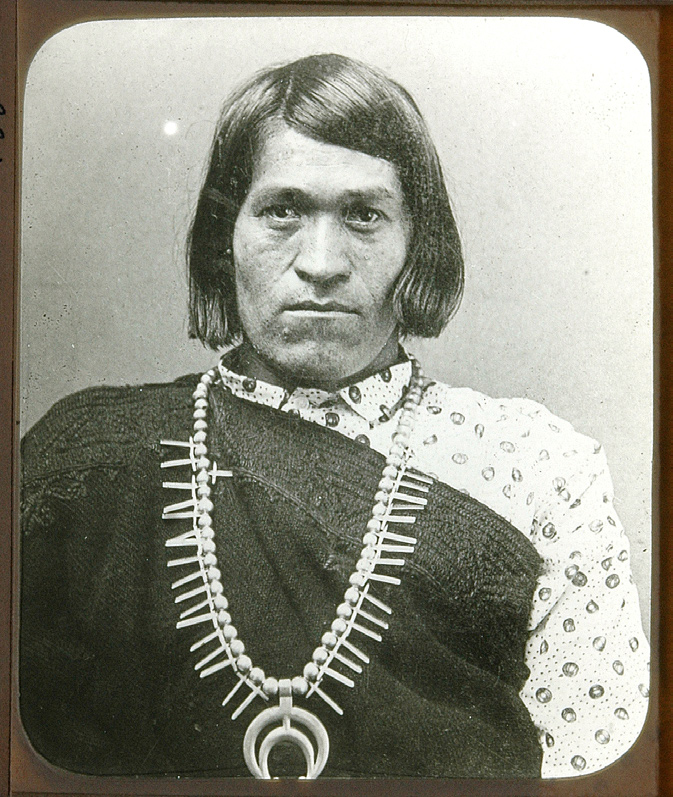 Picture 2: Braun Research Library, Autry National Center of the American West, Los Angeles: L.S.430. This picture dates back to the late 1800s. It is a portrait of a Two Spirit man named Mewa.