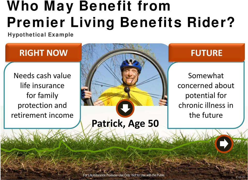 life insurance concerned about for family potential for