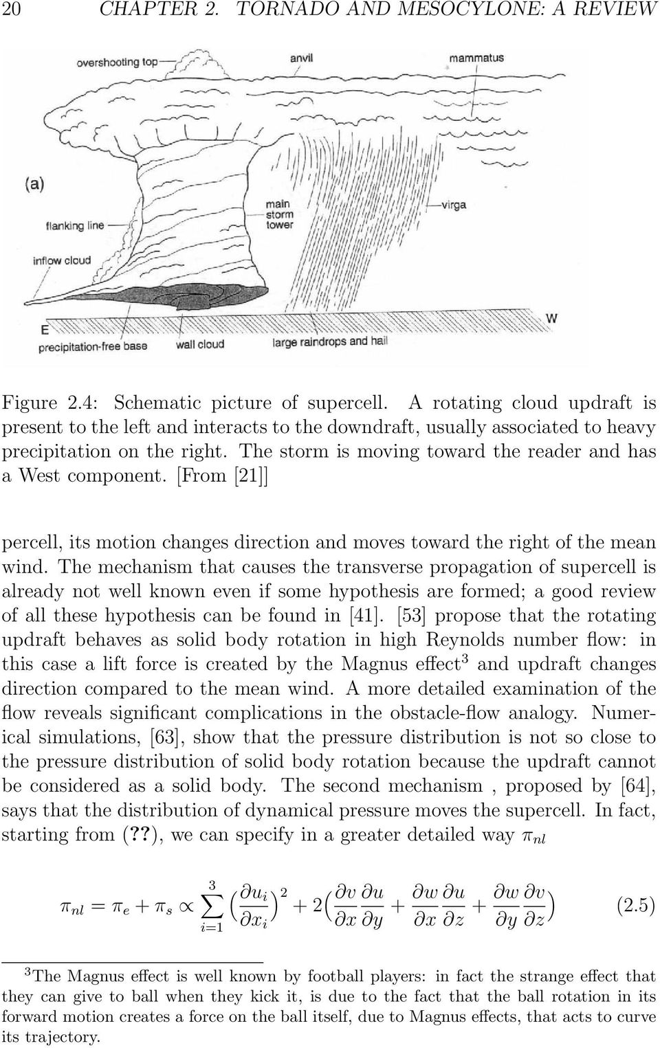 [From [21]] percell, its motion changes direction and moves toward the right of the mean wind.