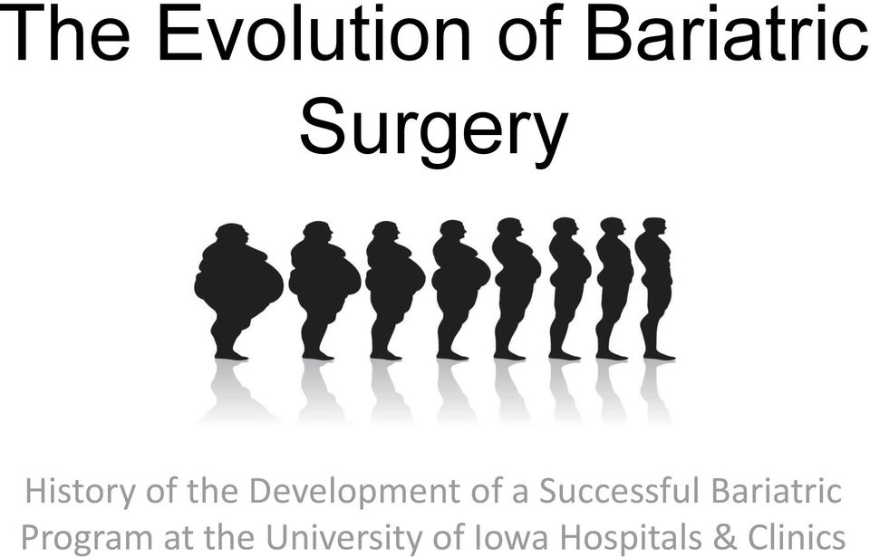 Successful Bariatric Program at the