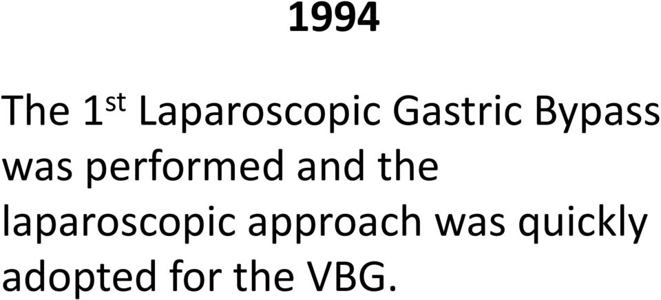 and the laparoscopic approach