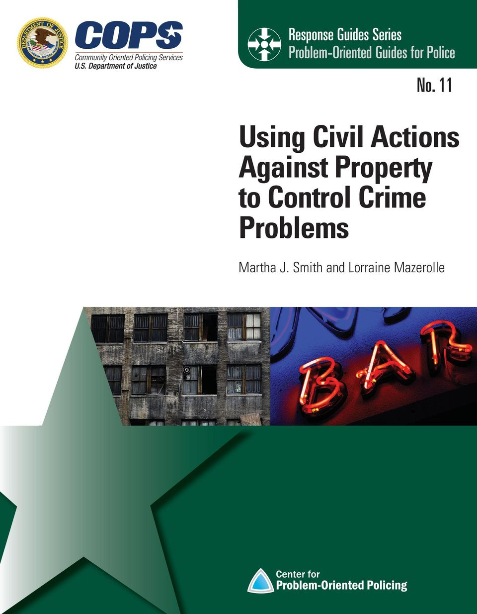 11 Using Civil Actions Against Property