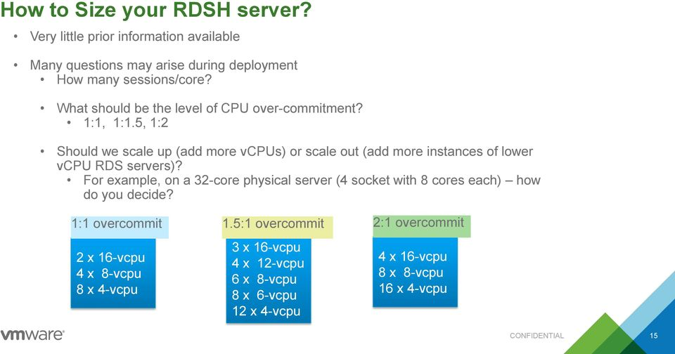 5, 1:2 Should we scale up (add more vcpus) or scale out (add more instances of lower vcpu RDS servers)?