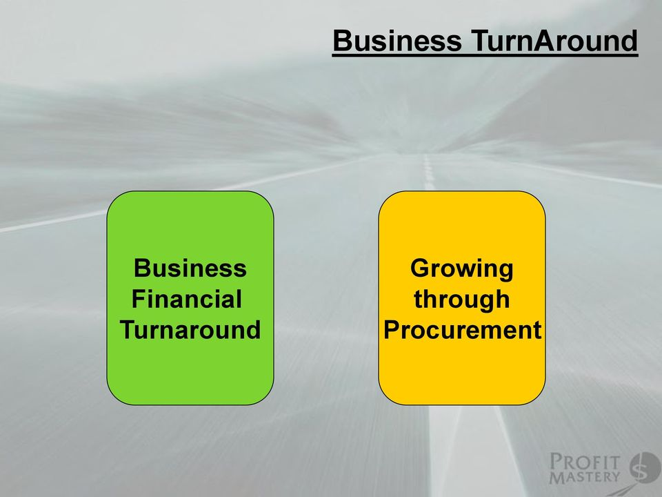 Turnaround Growing