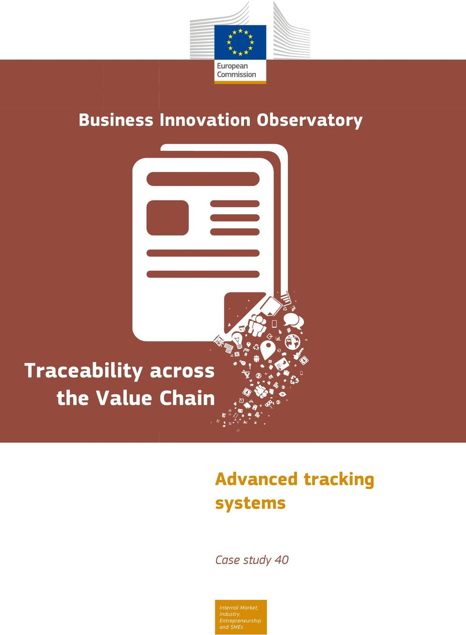 Advanced tracking systems Case study 40