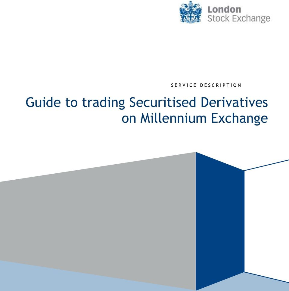 trading Securitised