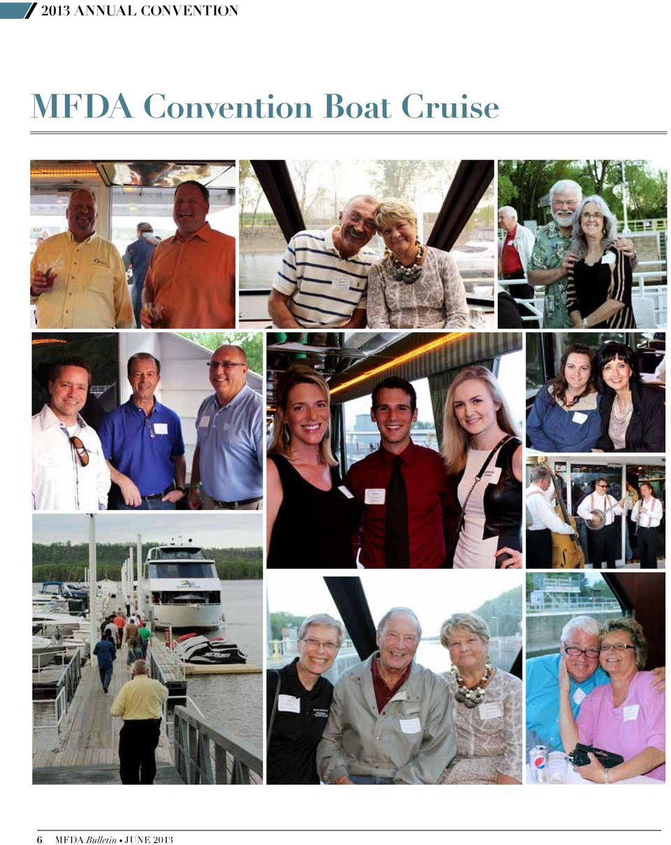Convention Boat