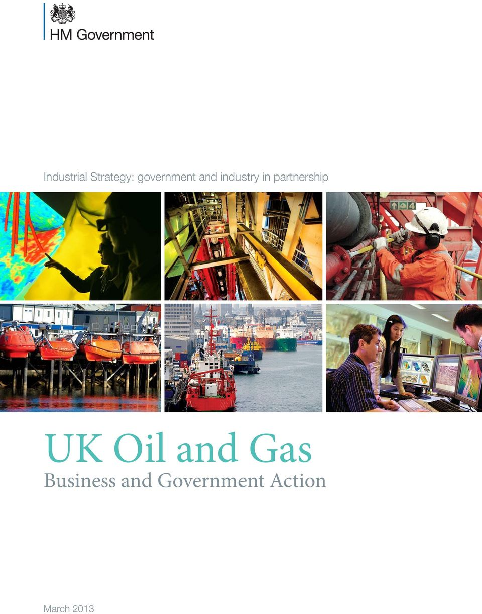 partnership UK Oil and Gas