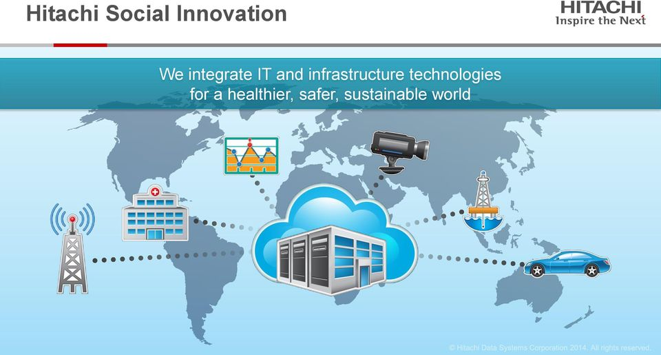 infrastructure technologies
