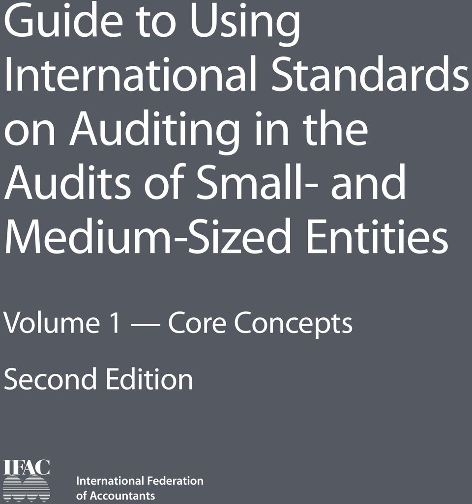 Audits of Small- and Medium-Sized