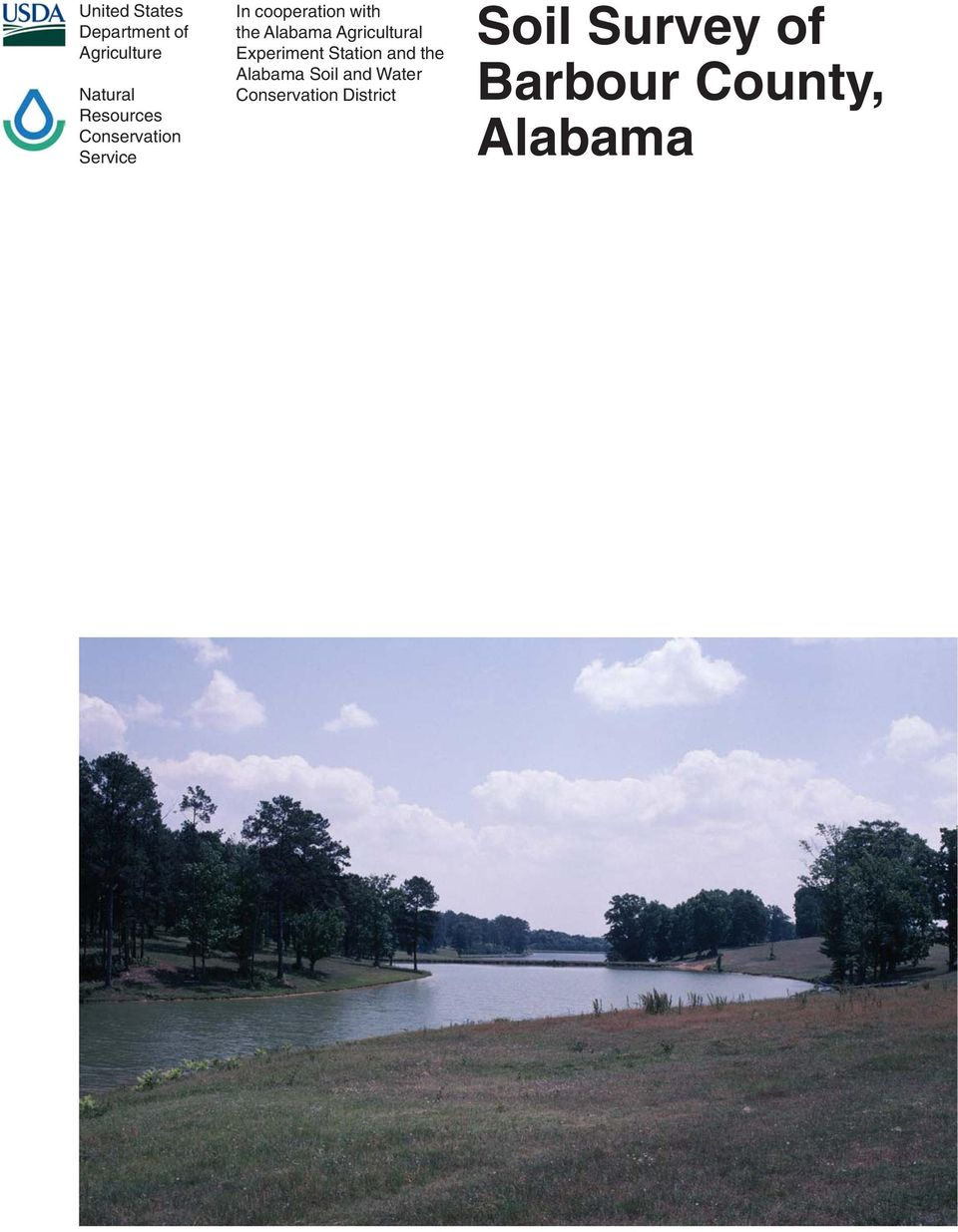 Agricultural Experiment Station and the Alabama Soil and