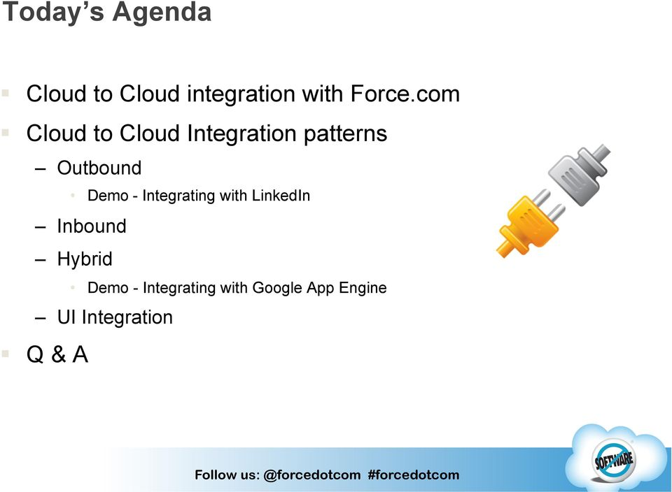 Demo - Integrating with LinkedIn Inbound Hybrid Demo