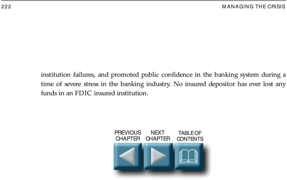 the banking industry.