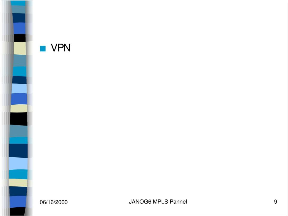 route-target both 65535:10002 PE-2の 場 合 ip vrf vpn1 rd 65535:1001 route-target both 65535:10001 vpn1という