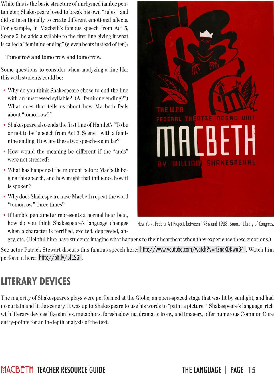 macbet essays Starting an essay on william shakespeare's macbeth organize your thoughts and more at our handy-dandy shmoop writing lab.