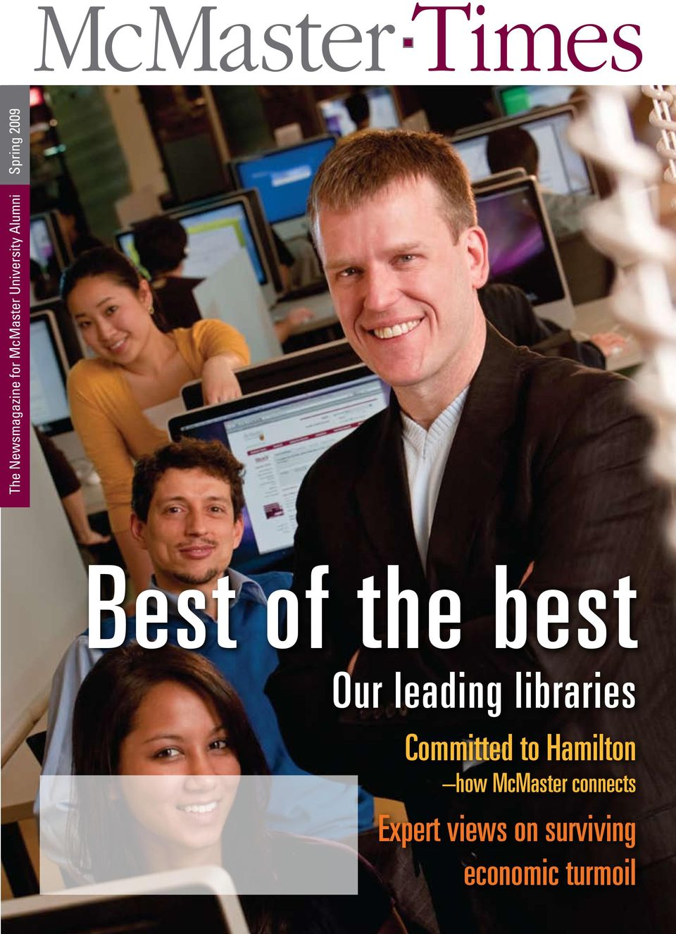 Our leading libraries Committed to Hamilton how