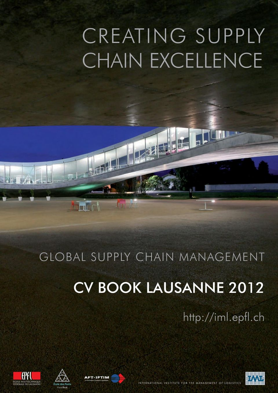 CHAIN MANAGEMENT CV BOOK