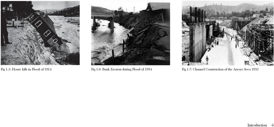 Bank Erosion during Flood of 1934 7: