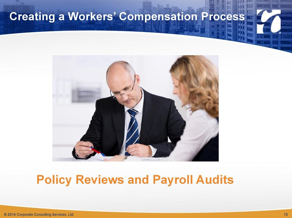 Reviews and Payroll Audits