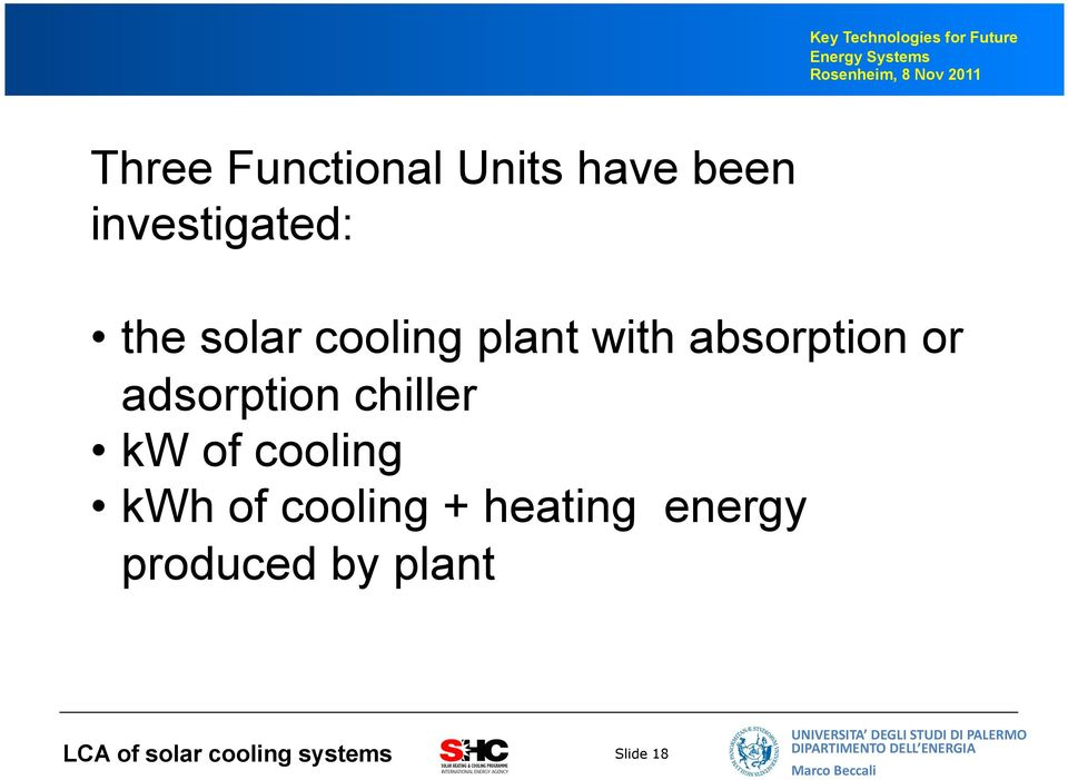 chiller kw of cooling kwh of cooling + heating