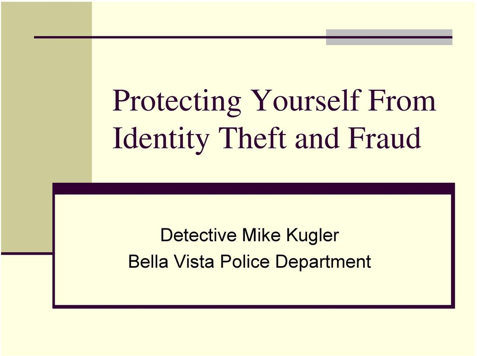 protect yourself from identity theft essay 10 ways to protect your online identity  has worked with the telegraph to compile these top ten tips for preventing id theft online:  protect your online passwords and strengthen them too.