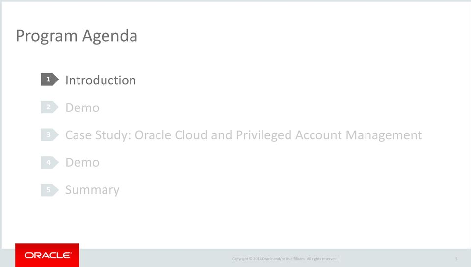 Study: Oracle Cloud and