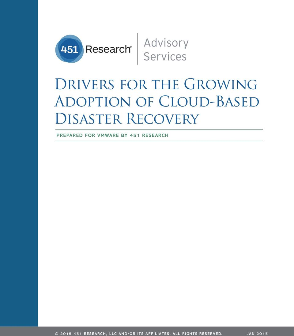Disaster Recovery PREPARED