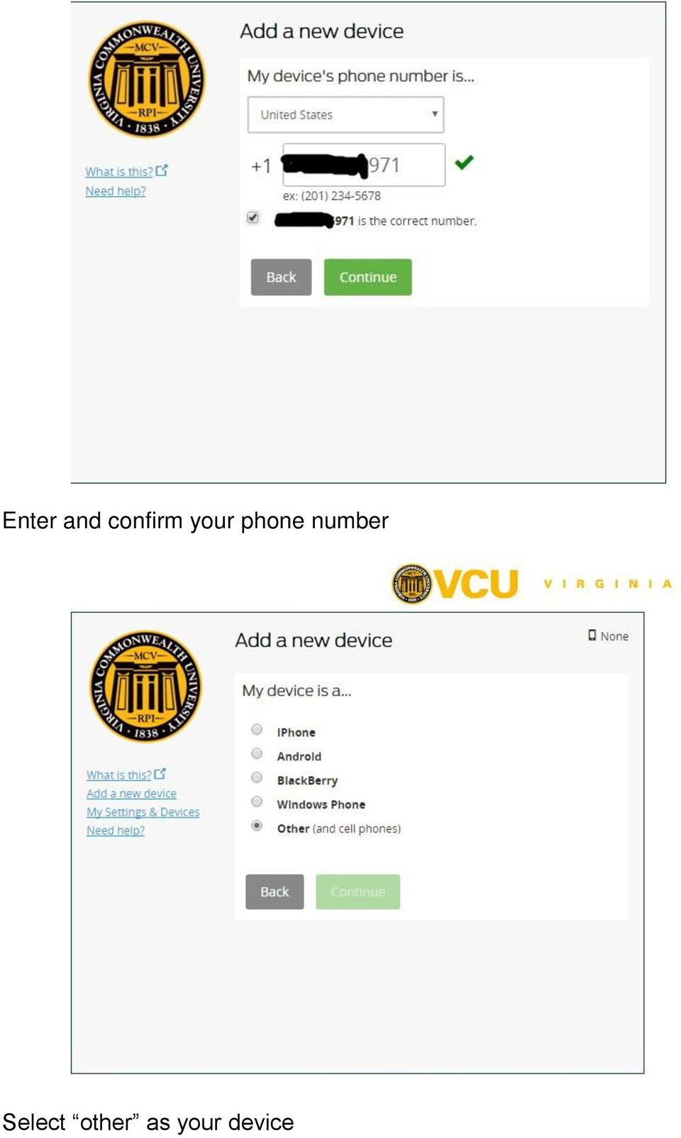 Upgrading to Duo Authentication VPN A Guide for Users of RAMS