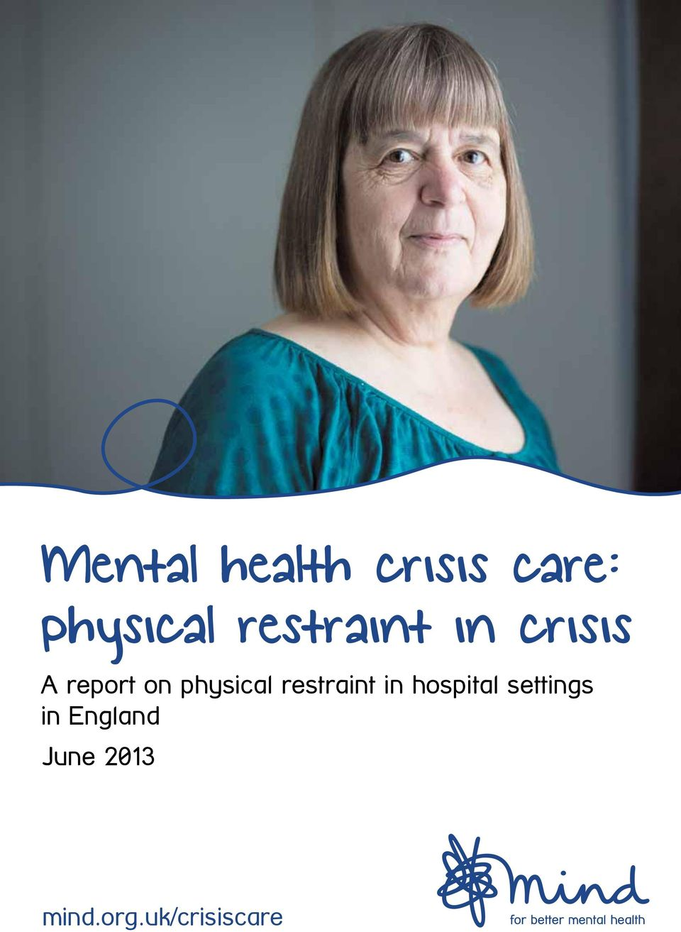 physical restraint in hospital